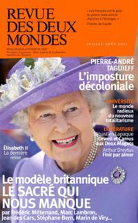 La Revue des 2 Mondes N° 3821