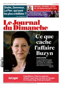 Le Journal du Dimanche N° 3896