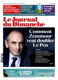 Le Journal du Dimanche N° 3897