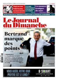 Le Journal du Dimanche N° 3898