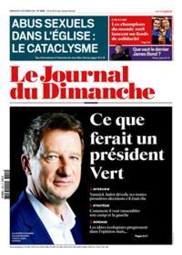 Le Journal du Dimanche N° 3899