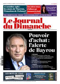 Le Journal du Dimanche N° 3901