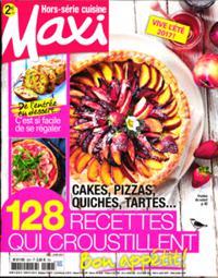 magazine maxi hs cuisine en abonnement. Black Bedroom Furniture Sets. Home Design Ideas
