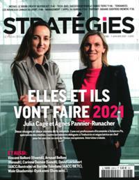 Stratégies N° 2066