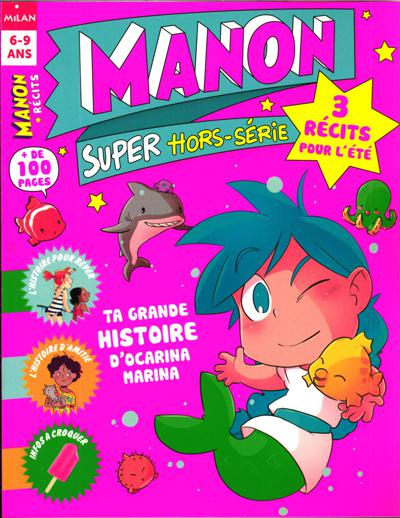 Manon Maxi Lecture - N°175