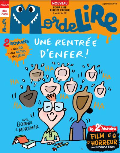 Mordelire Maxi Lecture - N°386