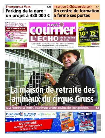 Le Petit Courrier du Val de Loir - N°3455