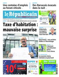 Le Républicain Sud-Gironde