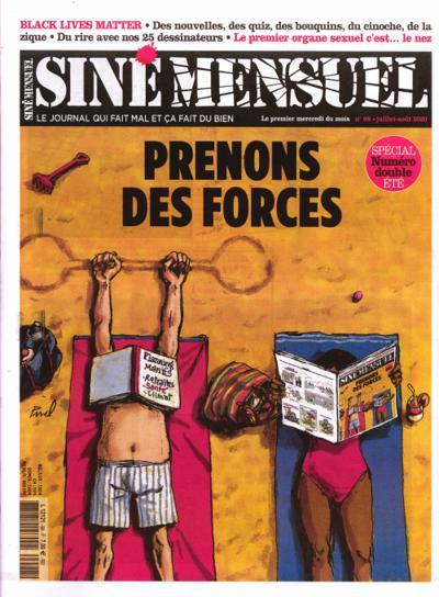 Siné Mensuel - N°90
