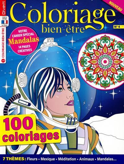 Abonnement magazine Coloriage Serenity