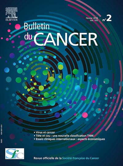 Abonnement Bulletin du Cancer