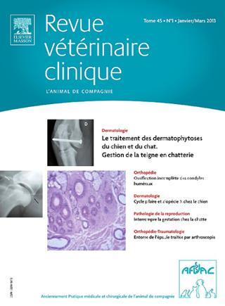 Revue vétérinaire clinique