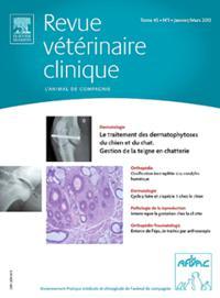 Revue vétérinaire clinique N° 1803