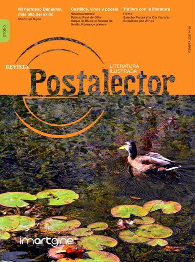 Postalector Palabras Viajeras - N°8
