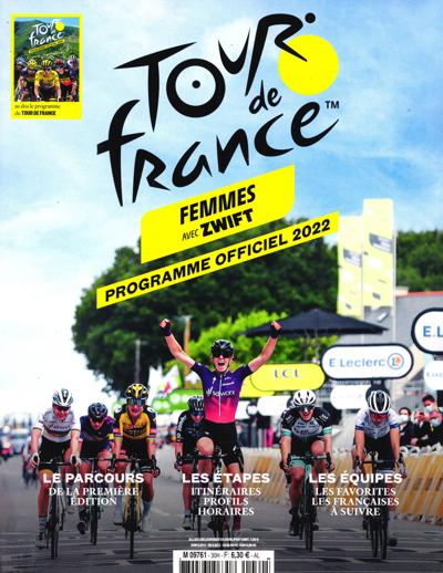 Abonnement Programme Officiel Tour De France null null (photo)