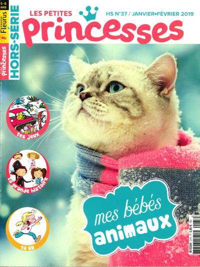 Abonnement Les P'tites princesses HS
