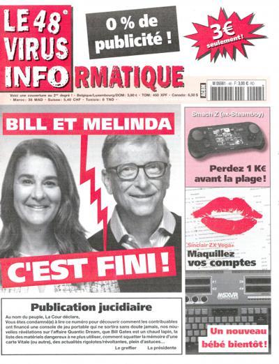 Le Virus Informatique (photo)