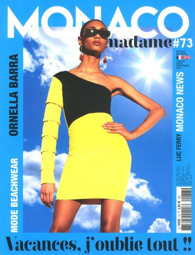 Abonnement magazine Monaco Madame