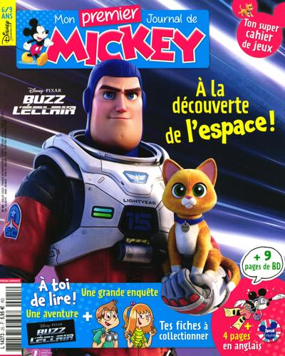 mon premier journal de mickey kiosque magazine fnac. Black Bedroom Furniture Sets. Home Design Ideas
