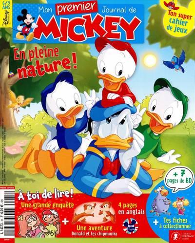 Mon Premier Journal de Mickey (photo)