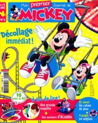 Mon Premier Journal de Mickey N° 6
