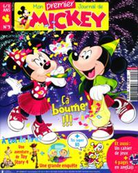 Mon Premier Journal de Mickey N° 9