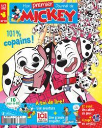 Mon Premier Journal de Mickey N° 10