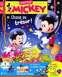 Mon Premier Journal de Mickey N° 12
