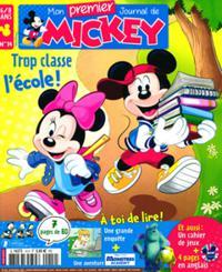 Mon Premier Journal de Mickey N° 14