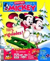Mon Premier Journal de Mickey N° 15