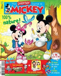 Mon Premier Journal de Mickey N° 17