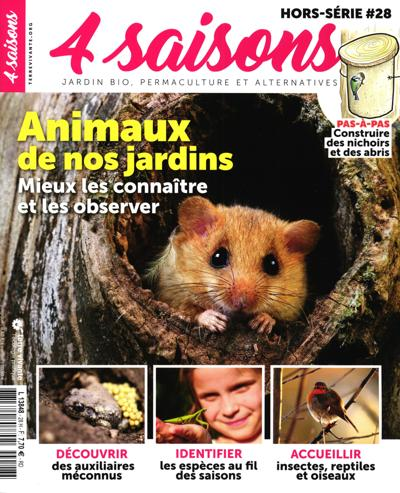 Les 4 saisons du Jardin Bio HS - N°20