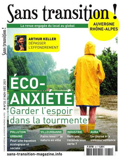 Abonnement Sans Transition! Auvergne Rhône Alpes