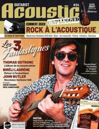 Guitarist acoustic N° 64