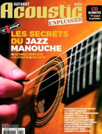 Guitarist acoustic N° 65