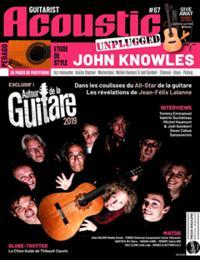 Guitarist acoustic N° 67