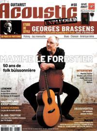 Guitarist acoustic N° 68