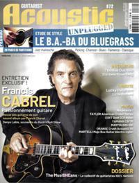 Guitarist acoustic N° 72