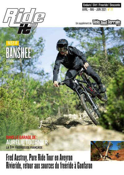Abonnement magazine Ride It