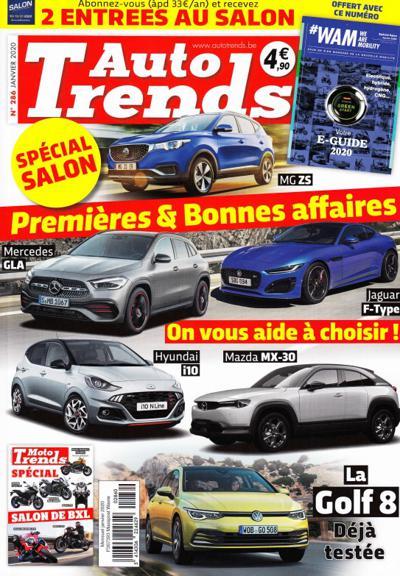 Abonnement Auto Trends