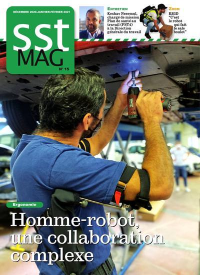 Abonnement magazine SST Mag