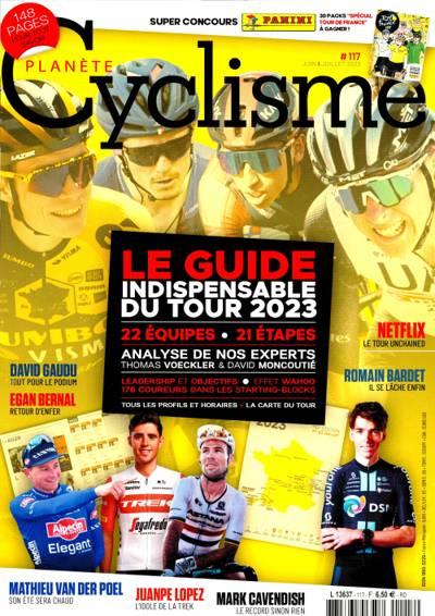 Abonnement magazine Planète cyclisme