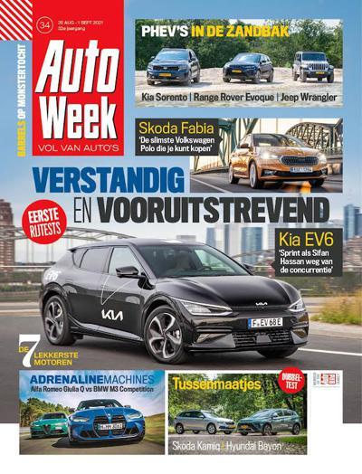 Autoweek - N°1912