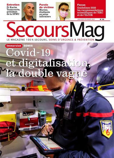 Abonnement magazine Secours Mag