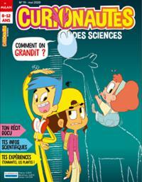 Curionautes des sciences N° 19