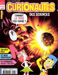 Curionautes des sciences N° 21