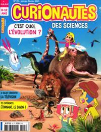 Curionautes des sciences N° 25