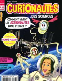 Curionautes des sciences N° 28