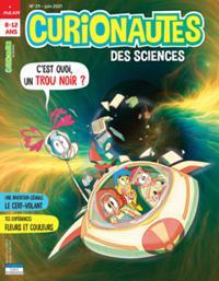 Curionautes des sciences N° 29