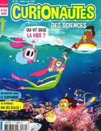 Curionautes des sciences N° 30